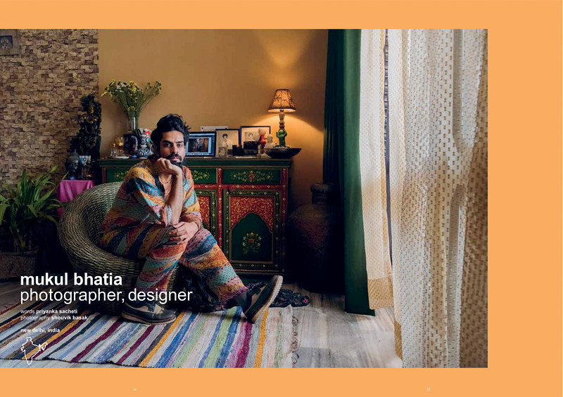 Majestic Disorder, Issue 10, Mukul Bhatia
