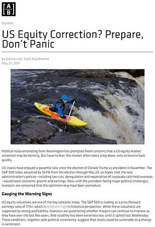 US Equity Correction? Prepare, Donâ•Žt Panic - Context | AB
