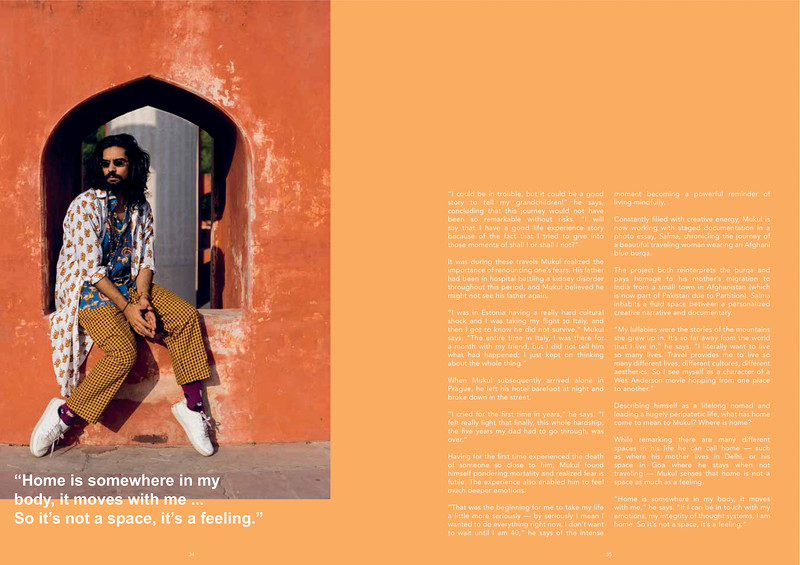 Majestic Disorder, Issue 10, Mukul Bhatia