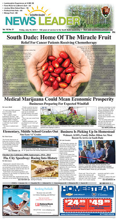 Front Page (Page 1)