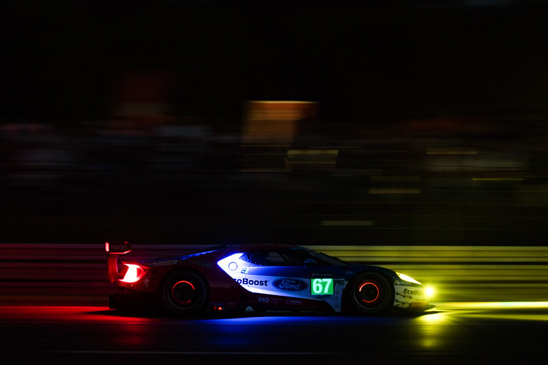 #67 FORD CHIP GANASSI TEAM UK / USA / Ford GT - Le Mans 24 hour - Circuit des 24H du Mans  - Le Mans - France