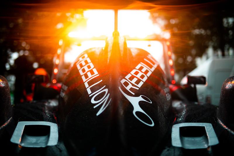 #1 Rebellion racing / Rebellion R13 - Gibson / Scrutineering - 24 hours of Le Mans  - Circuit de la Sarthe - Le Mans - France