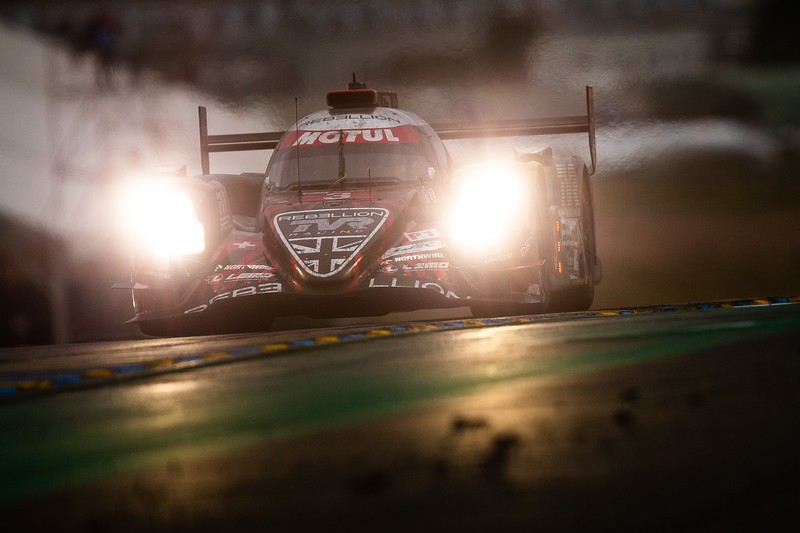 #3 REBELLION RACING / CHE / Rebellion R-13 -Gibson - 24 hours of Le Mans  - Circuit de la Sarthe - Le Mans - France -
