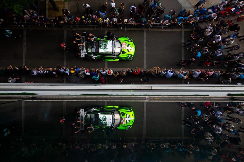 #99 Proton Competition / Porsche 911 RSR / Srutineering - 24 hours of Le Mans  - Circuit de la Sarthe - Le Mans - France