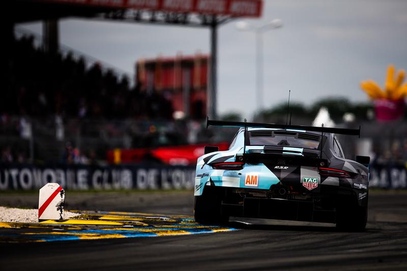 #77 DEMPSEY-PROTON RACING / DEU / Porsche 911 RSR - 24 hours of Le Mans  - Circuit de la Sarthe - Le Mans - France -