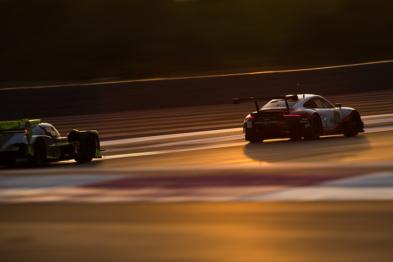 #91 PORSCHE GT TEAM / DEU / Porsche 911 RSR -WEC Prologue at Circuit Paul Ricard - Circuit Paul Ricard - Le Castellet - France -
