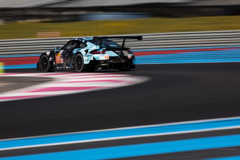 #77 DEMPSEY-PROTON RACING / DEU / Porsche 911 RSR -WEC Prologue at Circuit Paul Ricard - Circuit Paul Ricard - Le Castellet - France -