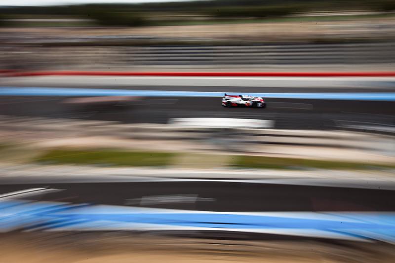 #7 TOYOTA GAZOO RACING / JPN / Toyota TS050 - Hybrid - Hybrid -WEC Prologue at Circuit Paul Ricard - Circuit Paul Ricard - Le Castellet - France -