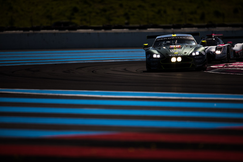 #98 ASTON MARTIN RACING / GBR / Aston Martin V8 Vantage -WEC Prologue at Circuit Paul Ricard - Circuit Paul Ricard - Le Castellet - France -