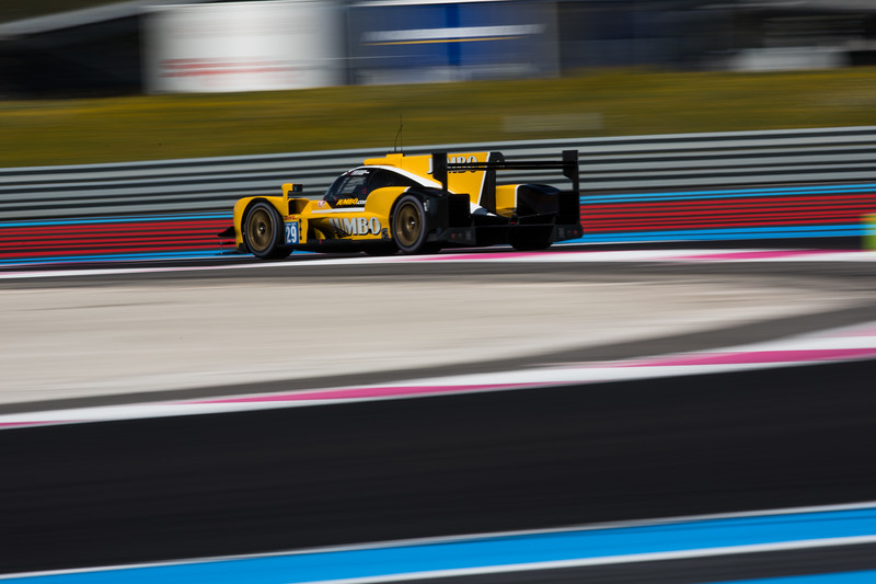 #29 RACING TEAM NEDERLAND / NLD / Dallara P217 - Gibson -WEC Prologue at Circuit Paul Ricard - Circuit Paul Ricard - Le Castellet - France -