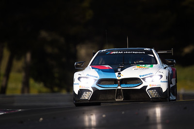 #82 BMW TEAM MTEK / DEU / BMW M8 GTE -WEC Prologue at Circuit Paul Ricard - Circuit Paul Ricard - Le Castellet - France -