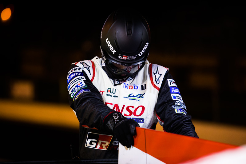 TOYOTA GAZOO RACING / JPN / Toyota TS050 - Hybrid - Hybrid -WEC Prologue at Circuit Paul Ricard - Circuit Paul Ricard - Le Castellet - France -