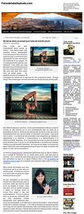 Se lancer dans un projet pour faire de la belle photo - Article paru dans le blogue fairedelabellephoto.com de Louis Lavoie. Louis parle du projet 'Yoga for Multiple Sclerosis 2013 calendar', une levée de fonds pour la Multiple Sclerosis Society of Canada. Pour lire l'article en entier: http://fairedelabellephoto.com/2012/11/12/se-lancer-dans-un-projet-pour-faire-de-la-belle-photo/ This article about starting a photography project to grow as a photographer appeared in Louis Lavoie Photo's blog Faire de la belle photo. The article features the Yoga for Multiple Sclerosis 2013 Calendar, for which Denise Sarazin provided all art direction and photography. Read the full article at the link above.  The original image can be viewed here: http://milagrophotography.smugmug.com/Portraits/Yoga/i-tPMx8Ts/0/XL/DSC_0973%20wordmark%20%282%29-XL.jpg