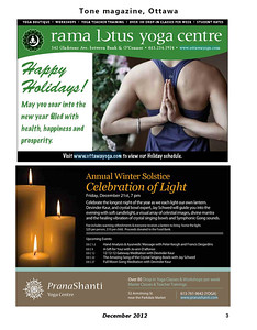 Ad for Rama Lotus Yoga Centre featuring photography by Denise Sarazin, Milagro Photography, and Ottawa studio specializing in portrait, commercial and fashion photography. View the original image here: http://milagrophotography.smugmug.com/Portraits/Yoga/i-hgsKWXV/0/XL/DSC_2130%20WM%20port-XL.jpg