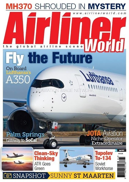 Airliner World April 2017