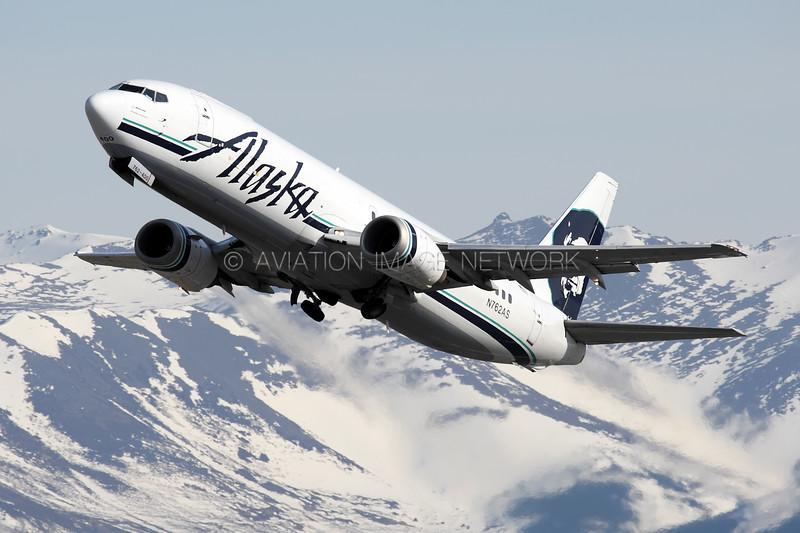 N762AS | Boeing 737-4Q8 (C) | Alaska Airlines