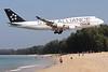 HS-TGW | Boeing 747-4D7 | Thai Airways