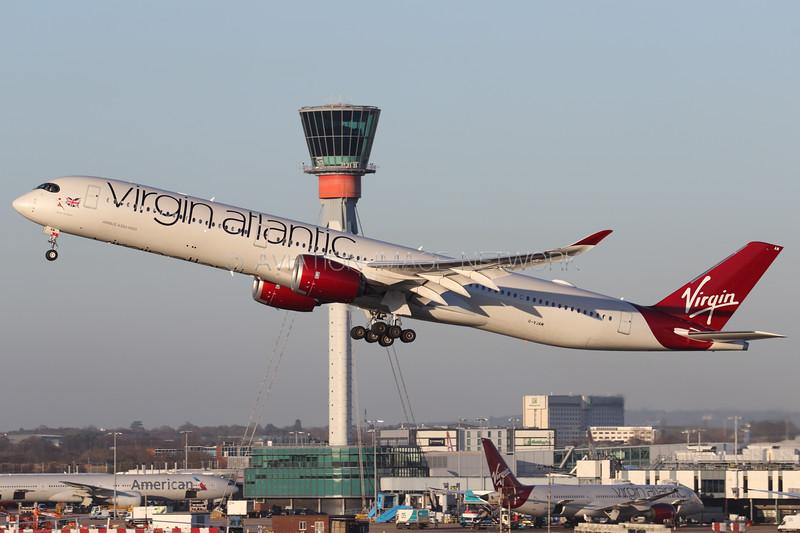 G-VJAM   Airbus A350-1041   Virgin Atlantic