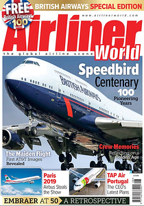 Airliner World August 2019