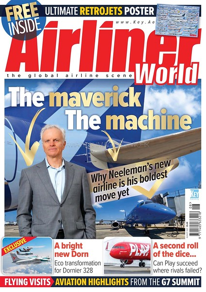 Airliner World August 2021
