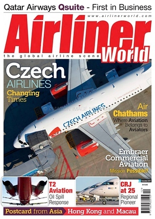 Airliner World December 2017