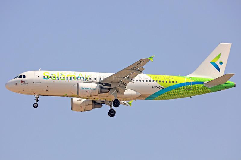 A4O-OVC   Airbus A320-214   SalamAir