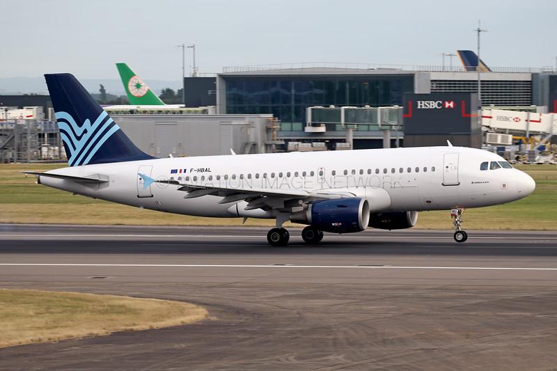F-HBAL   Airbus A319-111   Aigle Azur