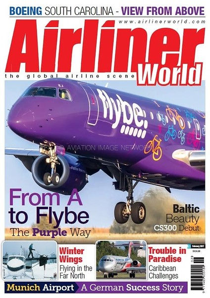 Airliner World February 2017