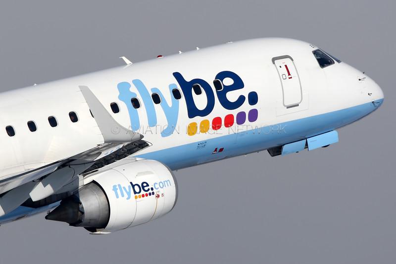 G-FBEK | Embraer ERJ-195LR | Flybe