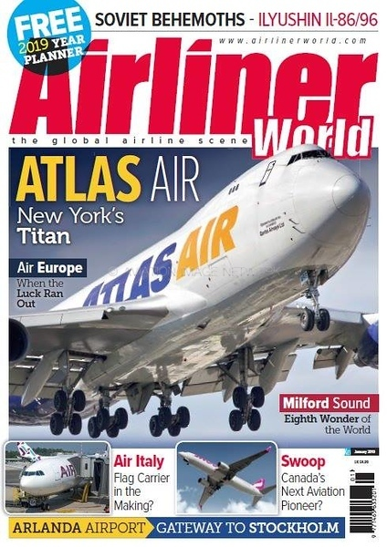 Airliner World January 2019