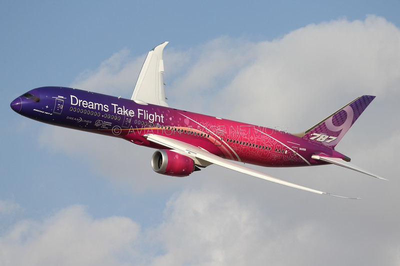 N1015B   Boeing 787-9   Boeing Company