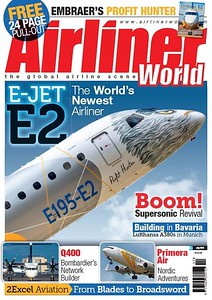 Airliner World July 2018