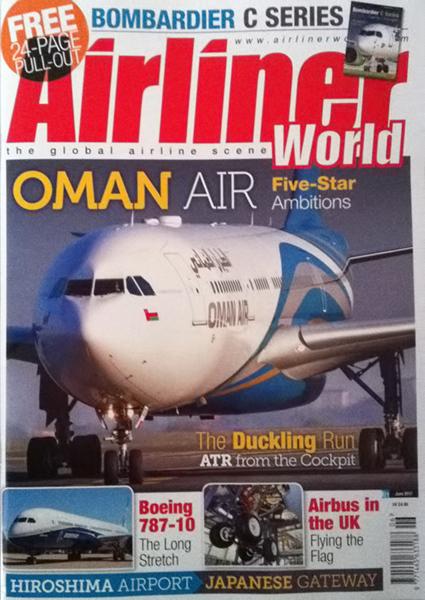 Airliner World June 2017