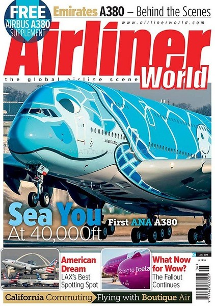 Airliner World June 2019