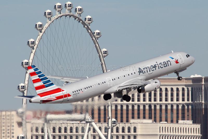 N586UW   Airbus A321-231   American Airlines