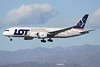 SP-LRE | Boeing 787-8 | LOT Polish Airlines