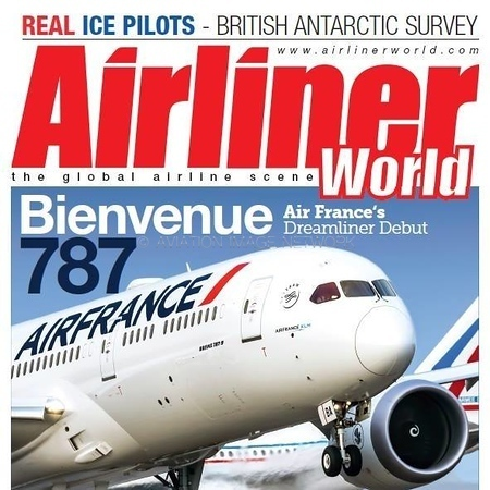 Airliner World March 2017