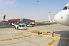 Al Maktoum International Airport Ramp
