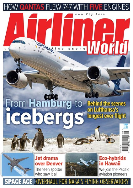 Airliner World May 2021