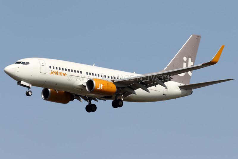 OY-JTY | Boeing 737-7Q8 | jettime