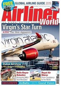 Airliner World November 2019