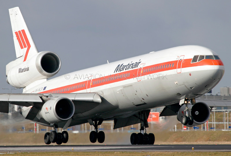 PH-MCP | McDonnell Douglas MD-11 | Martinair