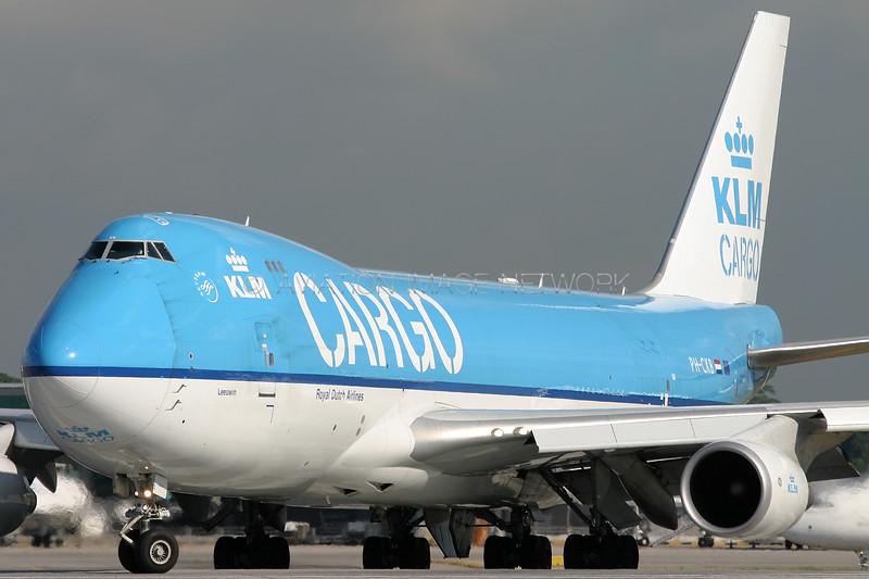 PH-CKB | Boeing 747-406F/ER/SCD | KLM Cargo