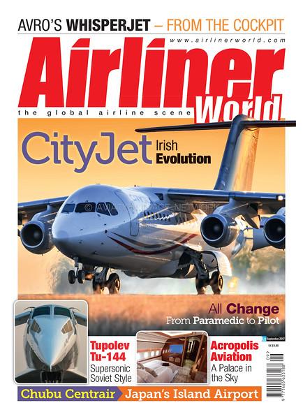 Airliner World September 2017