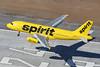 N503NK | Airbus A319-132 | Spirit Airlines