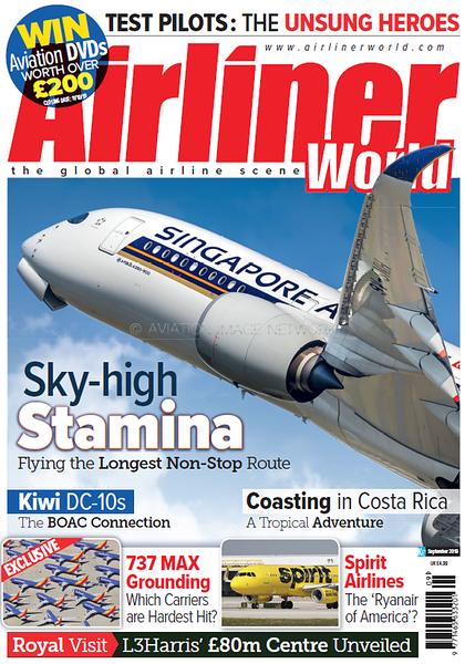 Airliner World September 2019