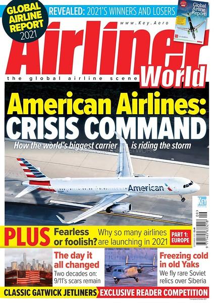 Airliner World September 2021