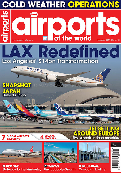 Airports of the World March/April 2019