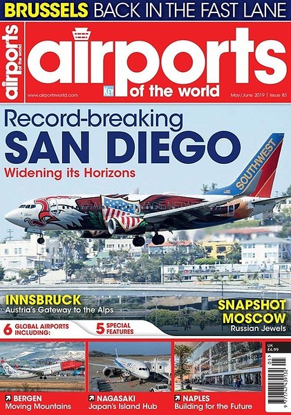 Airports of the World May/June 2019