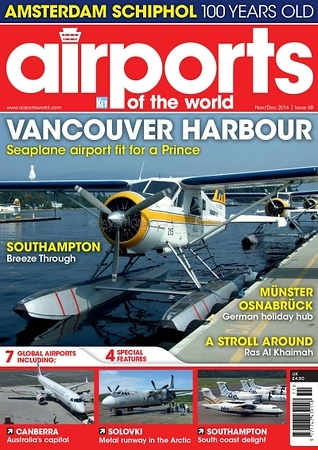 Airports of the World November/December 2016